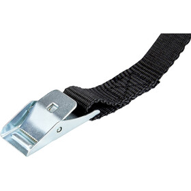 CAMPZ Lashing Belt 18mm x 150cm 2 pcs. black
